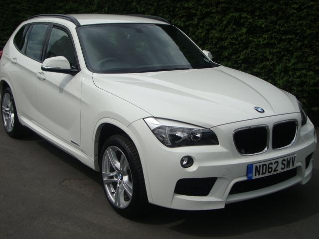 cars scunthorpe bmw x1 sdrive 18d m sport 5dr 2 0 kevin martin specialist cars. Black Bedroom Furniture Sets. Home Design Ideas